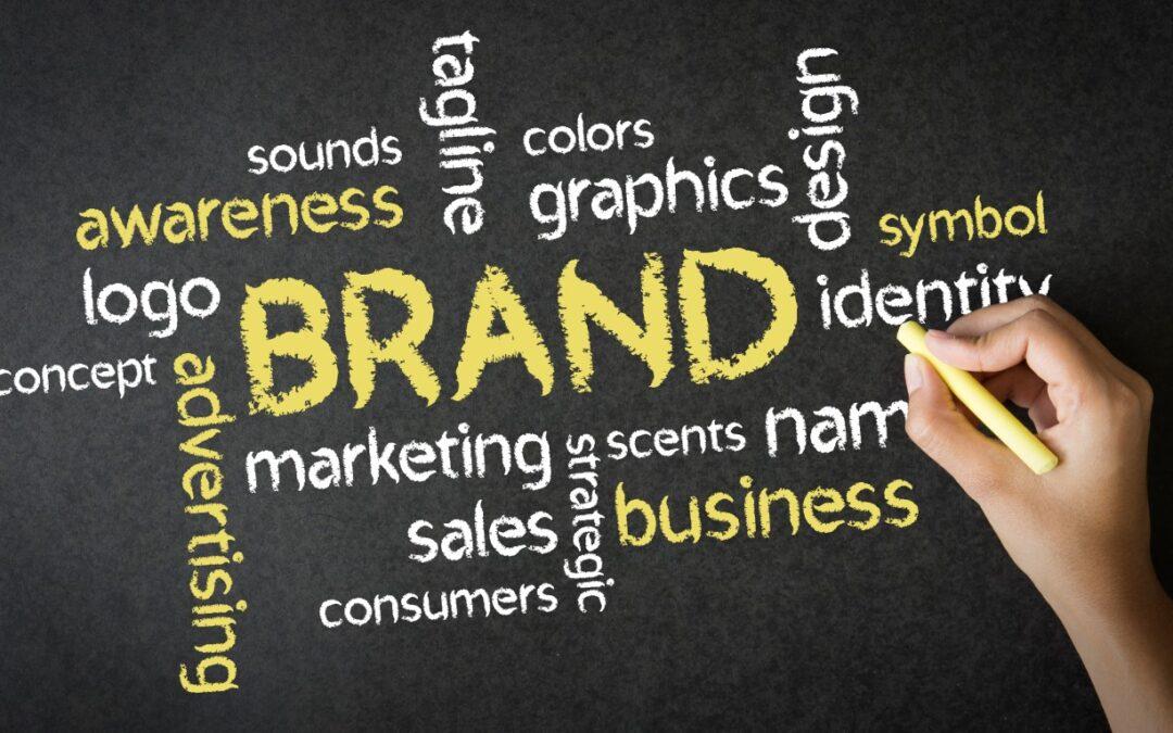 The Importance of Brand Awareness & Logos