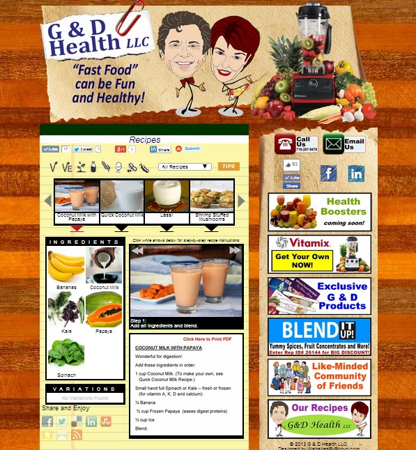 G and D Health