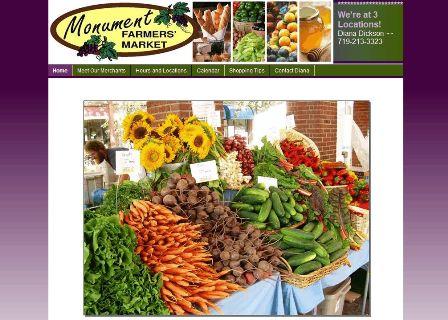 Monument Farmer's Market