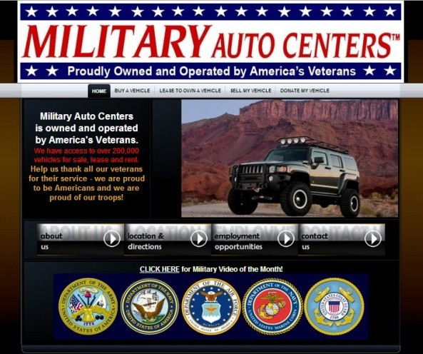 Military Auto Centers
