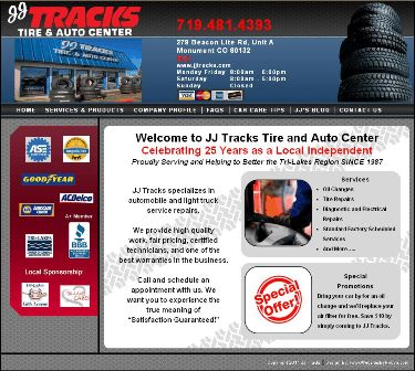 JJ Tracks Auto Repair